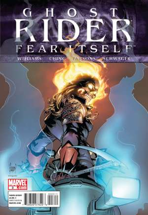 Ghost Rider (2011-2012)#3