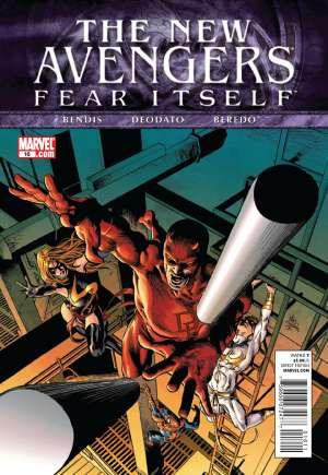 New Avengers (2010-2013)#16A