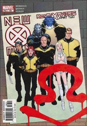 New X-Men (2001-2004)#136B