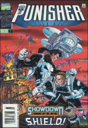 Punisher (1995-1997) #7A