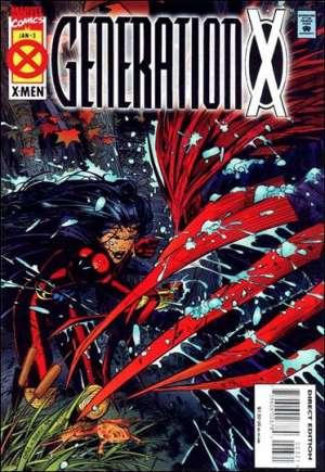 Generation X (1994-2001)#3B