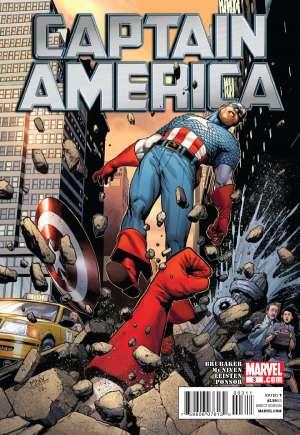 Captain America (2011-2012)#3A