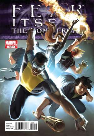 Fear Itself: The Home Front#6