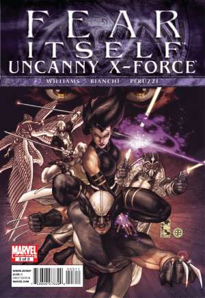 Fear Itself: Uncanny X-Force#3