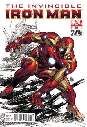 Invincible Iron Man (2008-2012)#508B