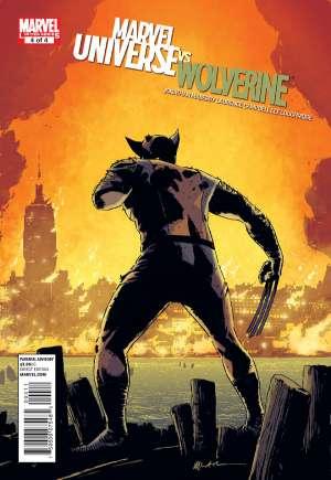Marvel Universe vs. Wolverine#4