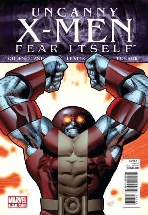 Uncanny X-Men (1963-2011)#543B