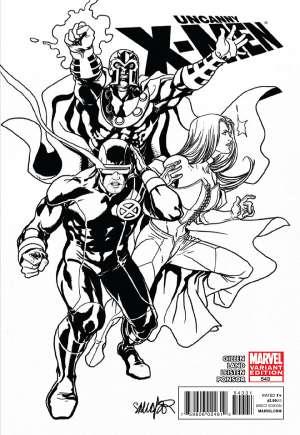 Uncanny X-Men (1963-2011)#543D