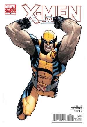 X-Men (2010-2013)#18B