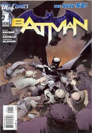 Batman (2011-2016)#1B