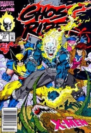 Ghost Rider (1990-1998) #27A