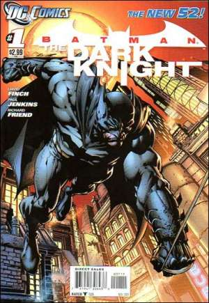 Batman: The Dark Knight (2011-2014)#1A