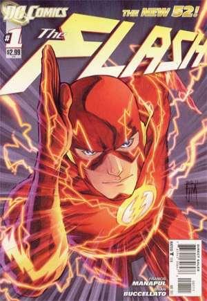 Flash (2011-2016)#1A