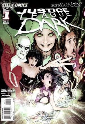 Justice League Dark (2011-2015)#1A