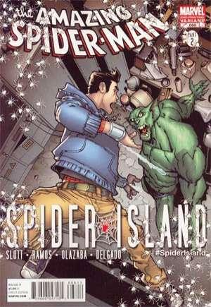 Amazing Spider-Man (1999-2014)#668B