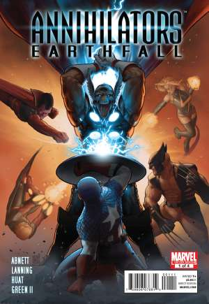 Annihilators: Earthfall#1A