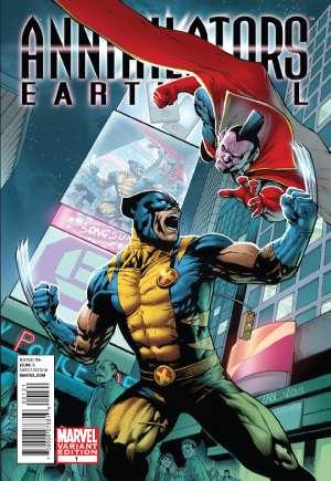 Annihilators: Earthfall#1B