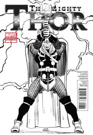 Mighty Thor (2011-2012)#6C