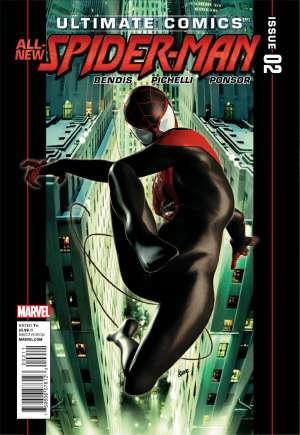 Ultimate Comics: Spider-Man (2011-2013)#2A