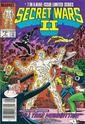 Secret Wars II (1985-1986)#2A