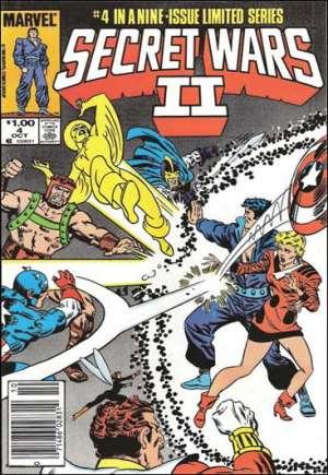Secret Wars II (1985-1986)#4C
