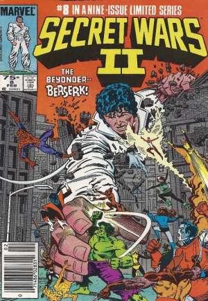 Secret Wars II (1985-1986)#8A