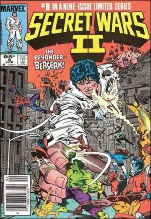 Secret Wars II (1985-1986)#8C