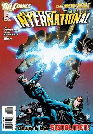 Justice League International (2011-2012)#2