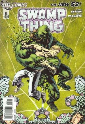 Swamp Thing (2011-2015)#2A