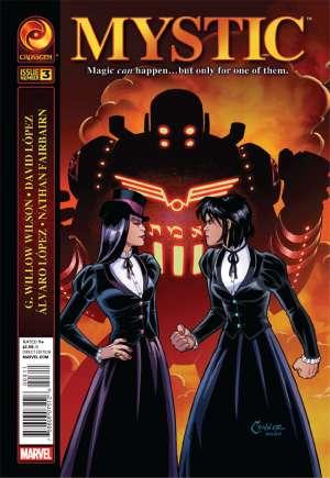 Mystic (2011-2012)#3