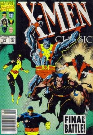 X-Men Classic (1990-1995)#70A