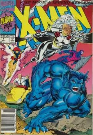 X-Men (1991-2001, 2004-2008)#1A