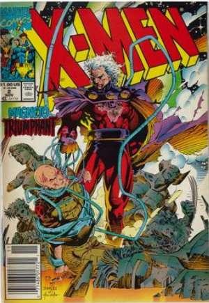 X-Men (1991-2001, 2004-2008)#2A