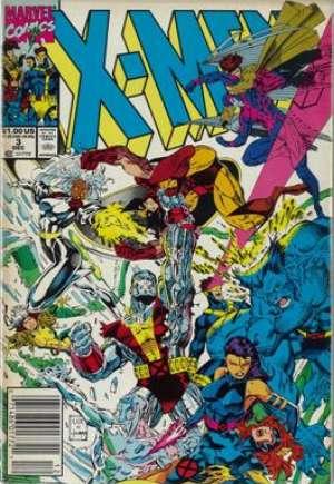 X-Men (1991-2001, 2004-2008)#3A