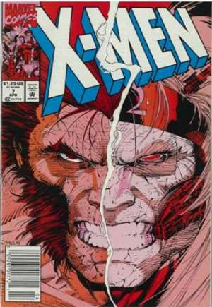 X-Men (1991-2001, 2004-2008)#7A