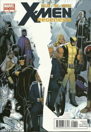 X-Men: Regenesis (2011)#1A