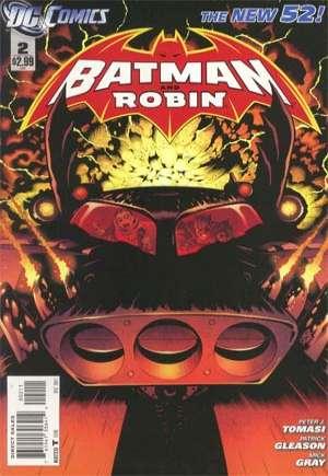 Batman and Robin (2011-2015)#2
