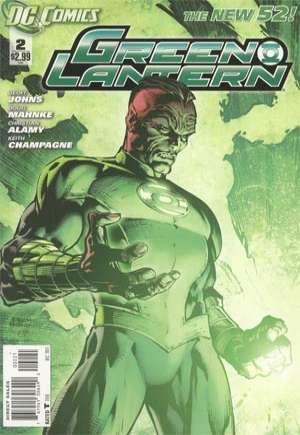Green Lantern (2011-2018)#2B