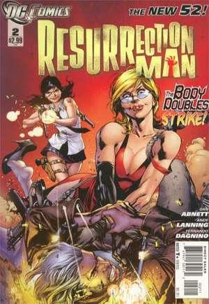 Resurrection Man (2011-2012)#2
