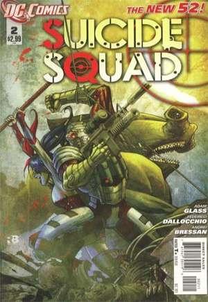 Suicide Squad (2011-2014)#2