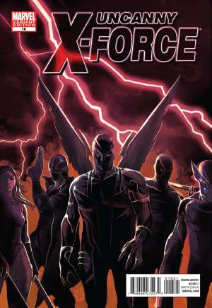 Uncanny X-Force (2010-2012) #16B