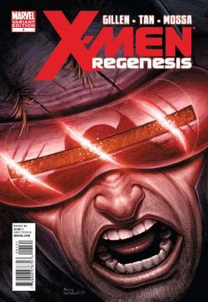 X-Men: Regenesis (2011)#1B