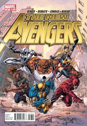 New Avengers (2010-2013)#17B