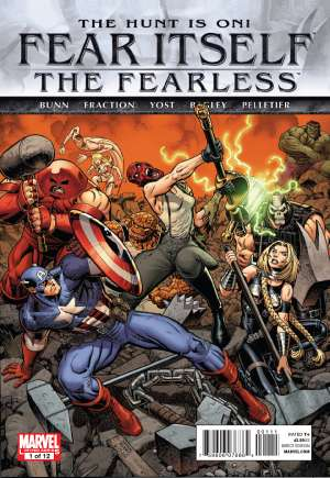 Fear Itself: The Fearless #1A