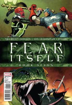Fear Itself (2011-2012) #7A