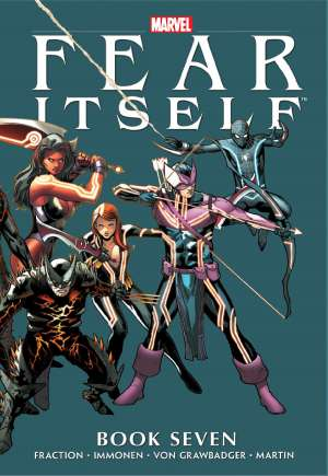 Fear Itself (2011-2012) #7B
