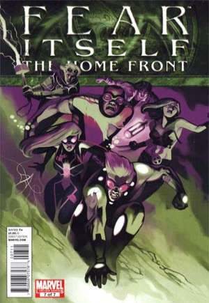 Fear Itself: The Home Front#7
