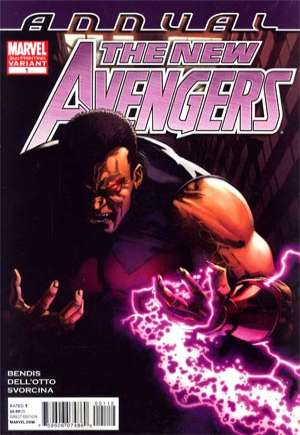 New Avengers (2010-2013)#Annual 1D