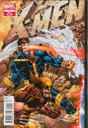 X-Men (1991-2001, 2004-2008)#1O