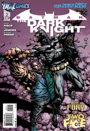 Batman: The Dark Knight (2011-2014)#2